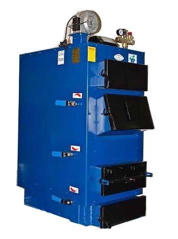 Отопительный котел твердотопливнй Идмар gk-1 65 кВт