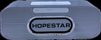 Портативна колонка H29 HopeStar (Сірий)