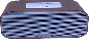Портативна колонка H29 HopeStar (Коричневий)