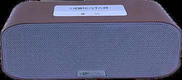 Портативная акустика H29 HopeStar (Коричневый)