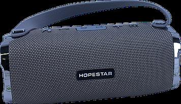 Портативна колонка Hopestar H24 (Сірий)