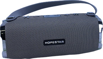Портативная акустика Hopestar H24 (Серый)