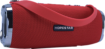 Портативная акустика Hopestar H24 (Красный)