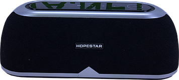 Портативна колонка A4 HopeStar (Чорний)