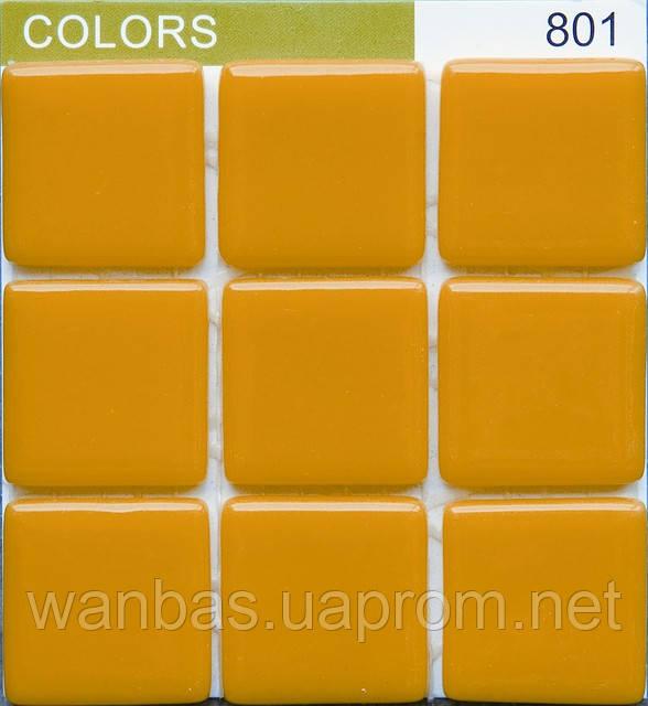 """Colors"" Мозаика  Испанская YELLOW 801"