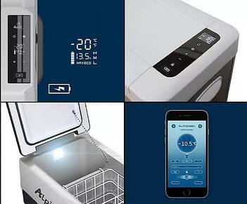 Автохолодильники з заморожуванням