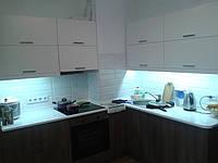 Кухня с фасадом ДСП