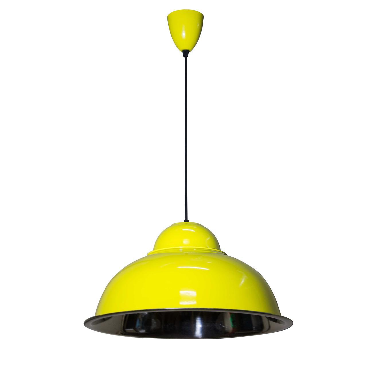 Светильник подвесной 100lamp СП 3614 YL+CR (597872)