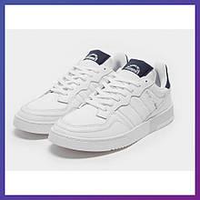 Чоловічі кросівки Adidas Supercourt Originals FV7880 білі для прогулянок . Адідас Оригінал 39-44 розмір