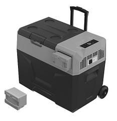 Автохолодильник с заморозкой и аккумулятором 30 литров Weekender ECX30