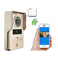 Wi-Fi вызывная панель со считывателем PoliceCam 602A
