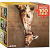 Пазл EuroGraphics Жирафы материнский поцелуй 100 элементов (8104-0301)