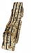 Чехол трехсекционный  для удилищ и спиннингов Libao/Feima 135 камуфляж, фото 2