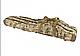 Чехол трехсекционный  для удилищ и спиннингов Libao/Feima 135 камуфляж, фото 3