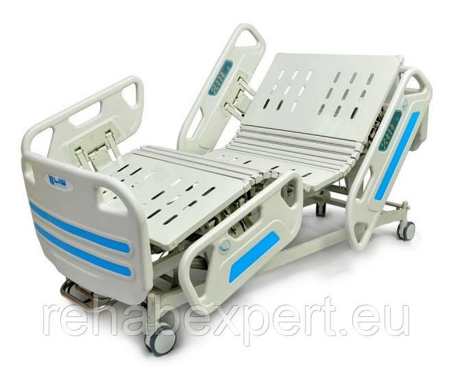 5 Функциональная Электрическая Кровать для Клиники и Отделений Интенсивной Терапии LIBRA 5 ACP