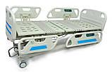 5 Функциональная Электрическая Кровать для Клиники и Отделений Интенсивной Терапии LIBRA 5 ACP, фото 3