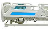 5 Функциональная Электрическая Кровать для Клиники и Отделений Интенсивной Терапии LIBRA 5 ACP, фото 6
