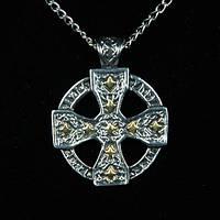 Подвеска Кельтский крест