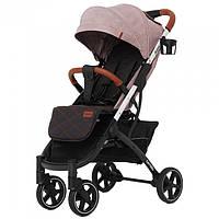 Коляска прогулочная CARRELLO Astra CRL-5505 Apricot Pink +дождевик S
