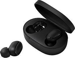 Бездротові навушники Xiaomi Redmi AirDots Black (Репліка Люкс)