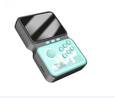 Портативна ігрова приставка GAME BOX POWER M3 на 900 ігор dendy 16bit Green