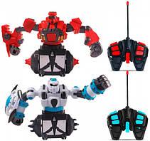 Роботы для боя на радиоуправлении CRAZON 2 шт