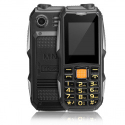 Телефон HAIYU H1 черный