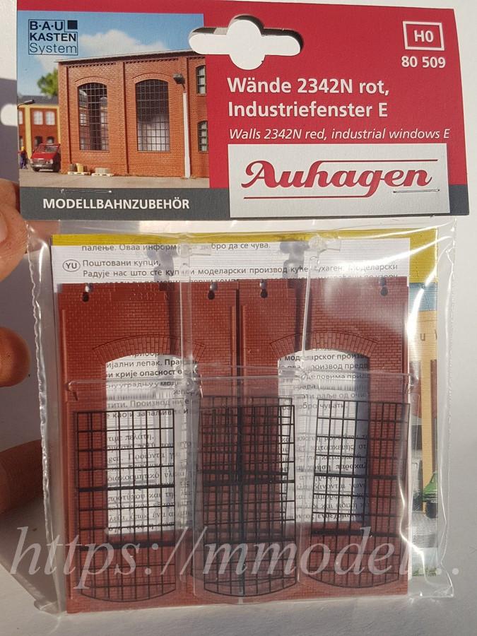 Auhagen 80509 Комплект для моделирования зданий тип 2342N, масштаба 1:87