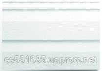 """Белый 3,66х0,230м (0,8418м. кв). Сайдинг Альта-Профиль Коллекция """"Альта Сайдинг"""""""
