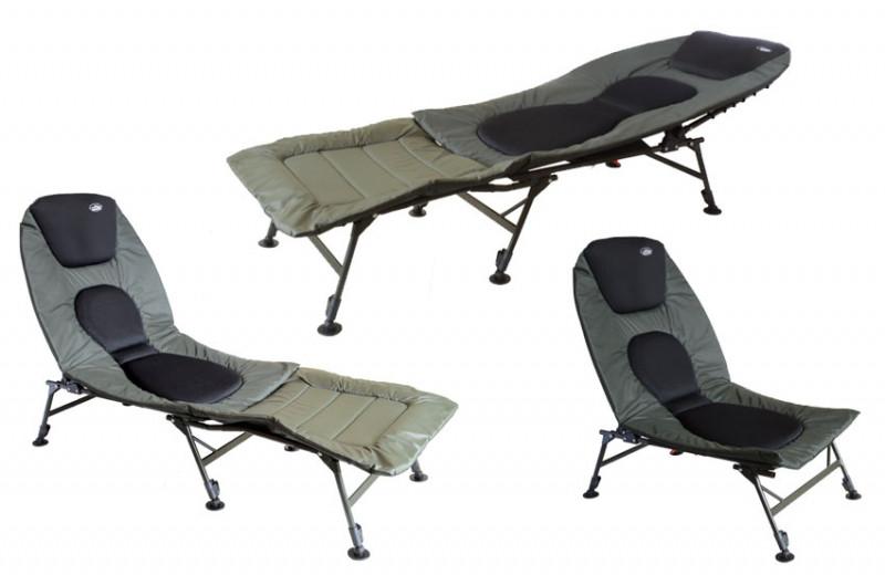 Раскладушка кровать универсальная для рыбалки