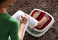 Инфракрасный массажёр с вибрацией для ног Infraped 2, фото 1