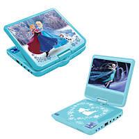Оригинал. Портативный DVD-плеер Frozen Lexibook DVDP6FZ