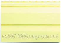 """Лимонный 3,66х0,230м (0,8418м. кв). Сайдинг Альта-Профиль Коллекция """"Альта Сайдинг"""""""