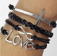 Купить браслет украина стиль ред