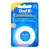 Oral-B Essential Floss Зубная нить 50 м