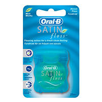 Oral-B Satin Floss Зубная нить 25 м
