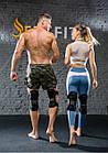 ОПТ Колінні стабілізатори підколінні біонічні Powerknee Nasus Sports Lite для підтримки колінного суглоба, фото 3