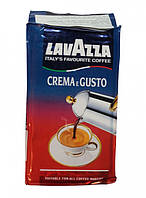 Кофе Lavazza crema gusto 250г