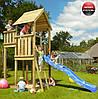 Детские площадки и домики для улицы