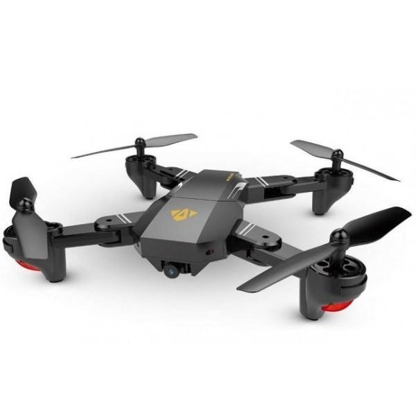 Квадрокоптер дрон селфи Phantom D5HW Pro c Wifi камерою NEW VERSION Чорний