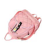 Рюкзак дівчина Нейлонова Рюкзак жіночий новий стильний універсальний шкільний Жіночий рюкзак дорожній опт, фото 6