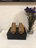 Мюли/ туфлі на підборах/ шльопанці /сланці жіночі DKNY hes mule w / studs 8 38, фото 7