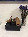 Мюли/ туфлі на підборах/ шльопанці /сланці жіночі DKNY hes mule w / studs 8 38, фото 4