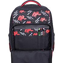 Школьный рюкзак ортопедический для мальчика портфель в 1-3 класс Bagland 660 (0012870), фото 3
