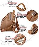 Рюкзак девушка искусств кожа Рюкзак женский новый стильный универсальный школьный дорожный для через плечо опт, фото 8