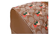 Рюкзак девушка искусств кожа Рюкзак женский новый стильный универсальный школьный дорожный для через плечо опт, фото 10