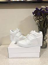Кросівки / кеди /сліпони жіночі / сникеры / снікерси Calvin Klein frances eco womens sneaker 36.5