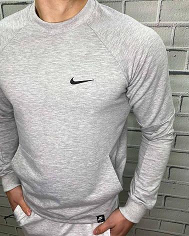 2101 Nike XL Сірий, фото 2