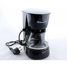 Капельная кофеварка DOMOTEC MS-0707 кофе машина