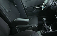 Подлокотник Suzuki SX4 '06-  Fiat Sedici '06-> включая новый с 2011-> ArmSter Standart черный